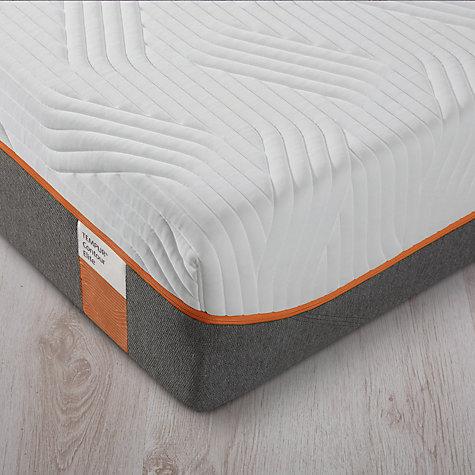 Tempur Contour Elite 25 Memory Foam Mattress Firm Double Online At Johnlewis