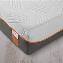 Buy Tempur Contour Elite 25 Memory Foam Mattress, Firm, King Size Online at johnlewis.com