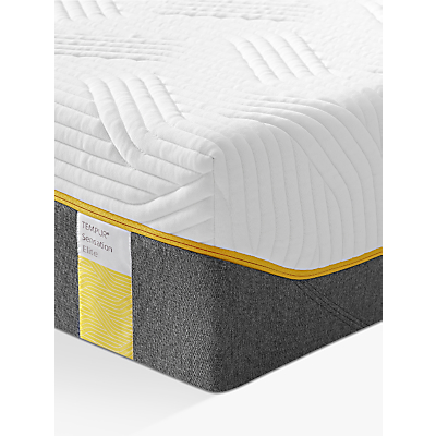 Tempur Sensation Elite 25 Memory Foam Mattress, Medium, Double