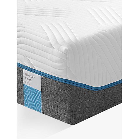 Tempur Cloud Elite 25 Memory Foam Mattress Soft King Size Online At Johnlewis