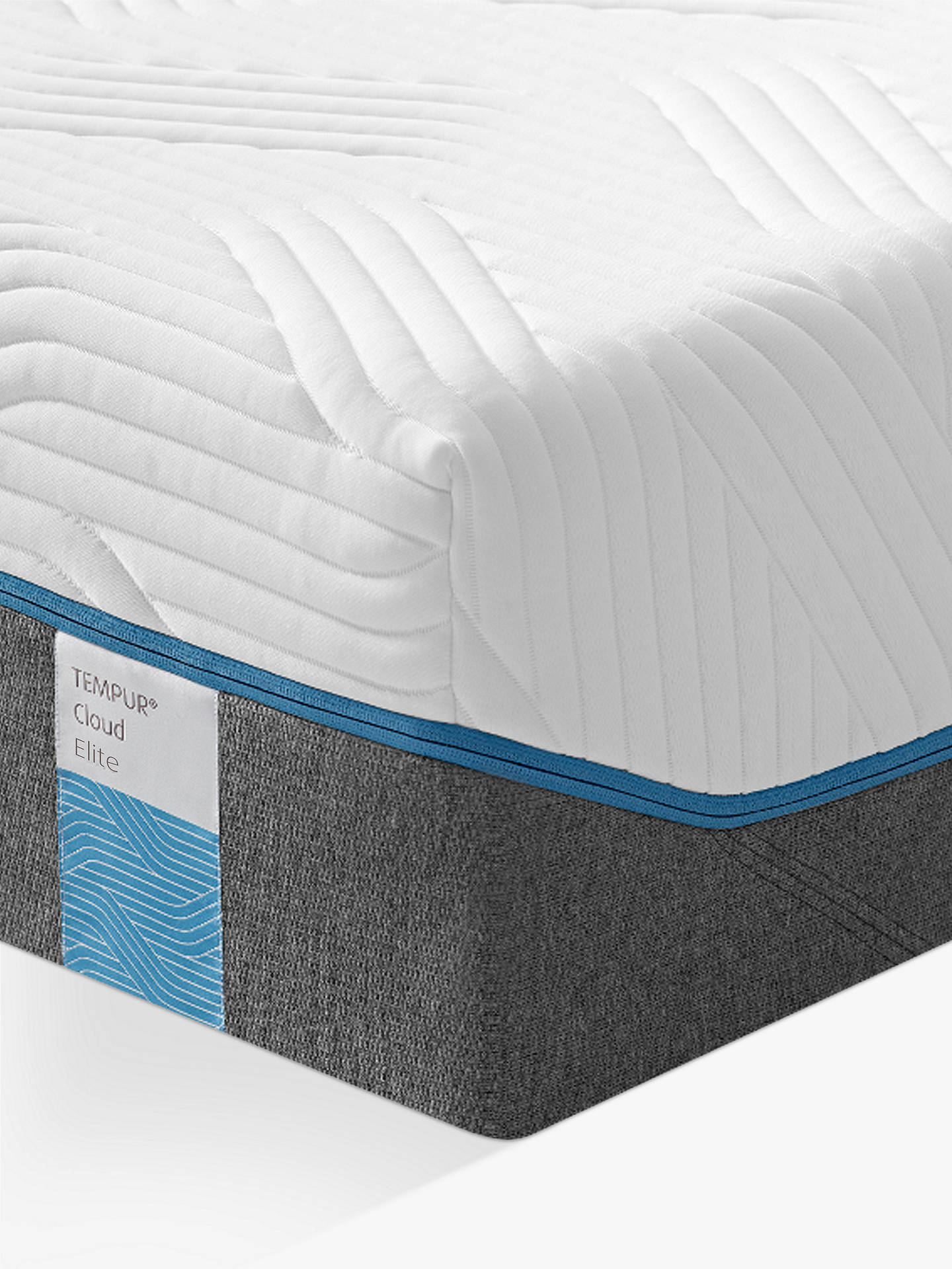 BuyTempur Cloud Elite 25 Memory Foam Mattress, Soft, King Size Online at johnlewis.com