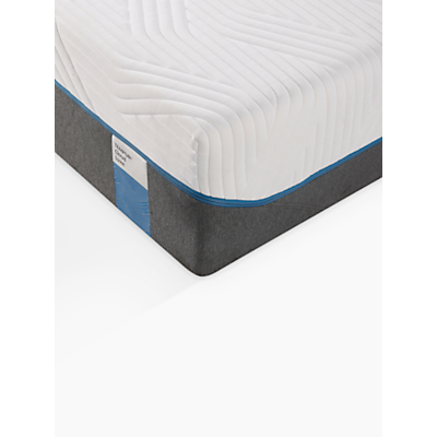 Tempur Cloud Luxe 30 Memory Foam Mattress, Soft, Small Single