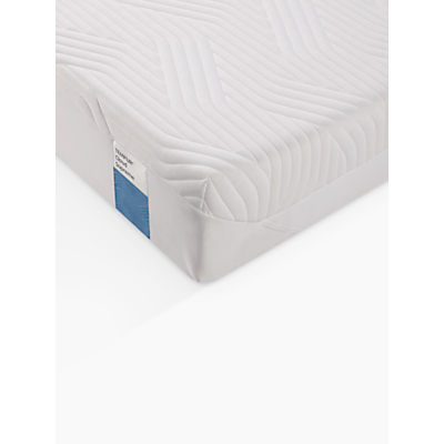 Tempur Cloud Supreme 21 Memory Foam Mattress, Soft, Single