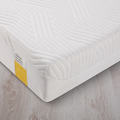 Tempur Sensation Supreme 21 Memory Foam Mattress, Medium, Super King Size