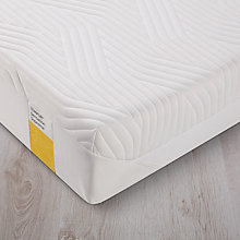 Buy Tempur Sensation Supreme 21 Memory Foam Mattress, Medium, Super King Size Online at johnlewis.com