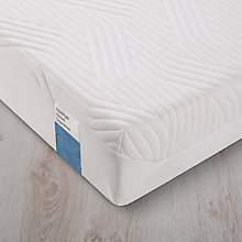 Buy Tempur Cloud Supreme 21 Memory Foam Mattress, Soft, Small Single Online at johnlewis.com