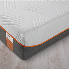 Buy Tempur Contour Elite 25 Memory Foam Mattress, Firm, Extra Long Single Online at johnlewis.com