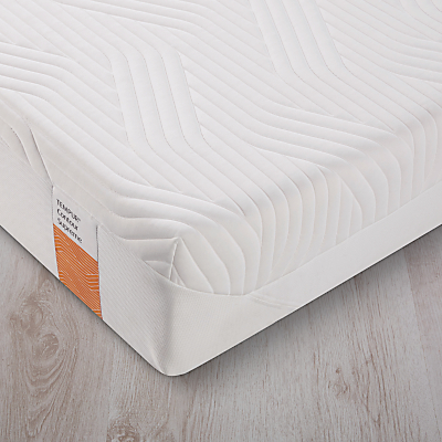 Tempur Contour Supreme 21 Memory Foam Mattress, Firm, Extra Long Single