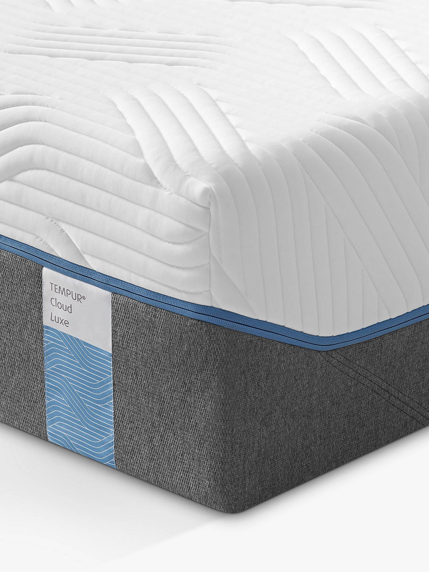 best service 3ee23 21d8d Tempur Cloud Luxe 30 Memory Foam Mattress, Soft, King Size