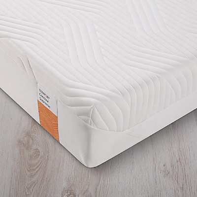 Tempur Contour Supreme 21 Memory Foam Mattress, Firm, Double