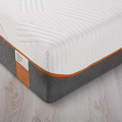 Tempur Contour Luxe 30 Memory Foam Mattress, Firm, Double