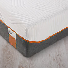 Buy Tempur Contour Luxe 30 Memory Foam Mattress, Firm, Double Online at johnlewis.com