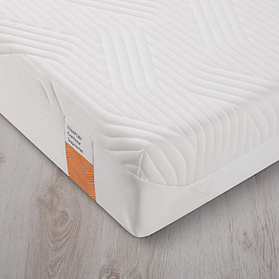 Tempur Contour Supreme 21 Memory Foam Mattress, Firm, Small Single