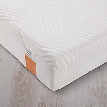 Buy Tempur Contour Supreme 21 Memory Foam Mattress, Firm, Small Single Online at johnlewis.com