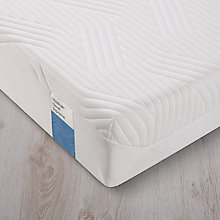 Buy Tempur Cloud Supreme 21 Memory Foam Mattress, Soft, Extra Long Single Online at johnlewis.com