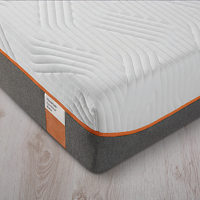 Tempur Contour Elite 25 Memory Foam Mattress, Firm, Super King Size