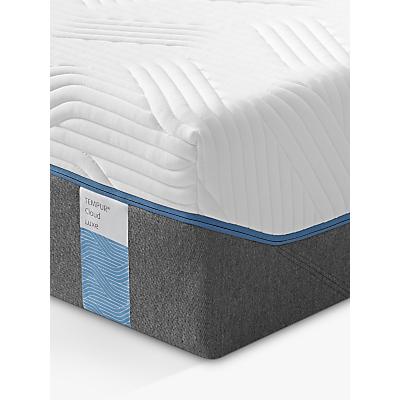 Tempur Cloud Luxe 30 Memory Foam Mattress, Soft, Single