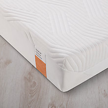 Buy Tempur Contour Supreme 21 Memory Foam Mattress, Firm, Single Online at johnlewis.com