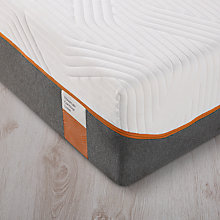 Buy Tempur Contour Luxe 30 Memory Foam Mattress, Firm, Single Online at johnlewis.com