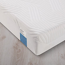Buy Tempur Cloud Supreme 21 Memory Foam Mattress, Soft, Double Online at johnlewis.com