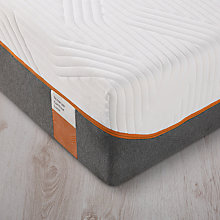 Buy Tempur Contour Luxe 30 Memory Foam Mattress, Firm, Super King Size Online at johnlewis.com