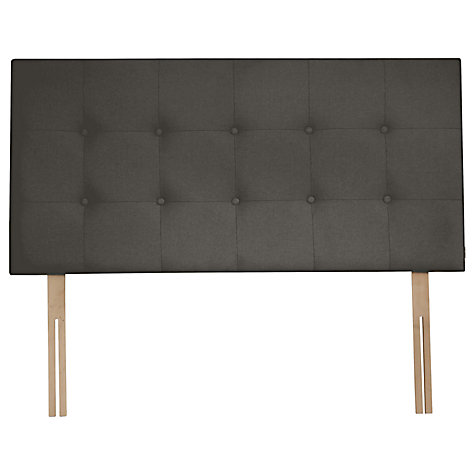 Buy Tempur Mornington Headboard, FSC-Certified, King Size Online at johnlewis.com