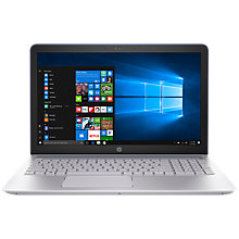 "Buy HP Pavilion 15 Laptop, Intel Core i3, 8GB RAM, 1TB, 15.6"" Full HD Online at johnlewis.com"