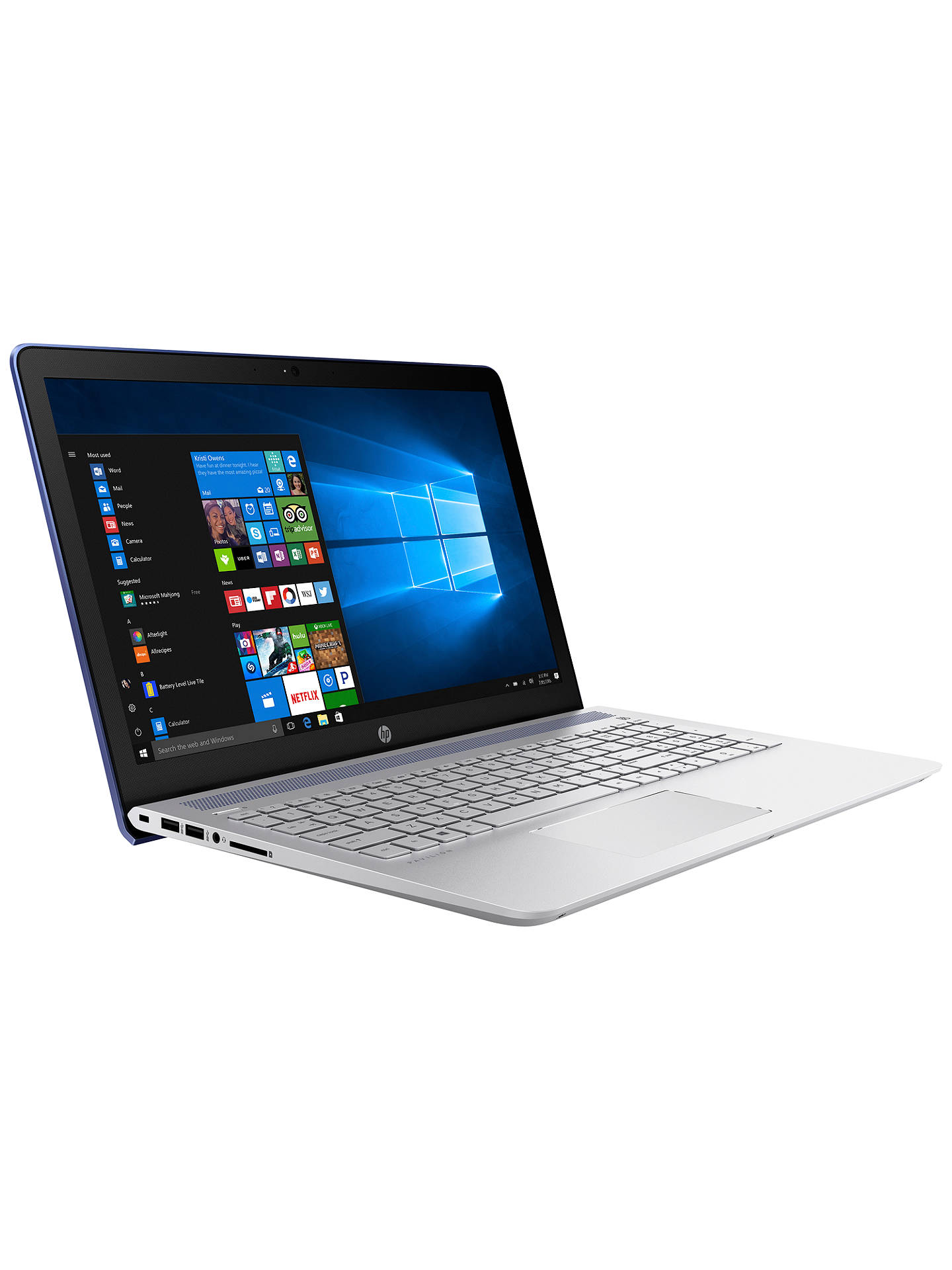 """e18f4c872bfa HP Pavilion 15 Laptop, Intel Core i3, 8GB RAM, 1TB, 15.6"""" Full HD at ..."""