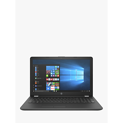 HP 15-bw024na Laptop, AMD A9, 4GB RAM, 1TB, 15.6 Full HD, Smoke Grey