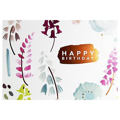 Woodmansterne Pretty Greeting Card