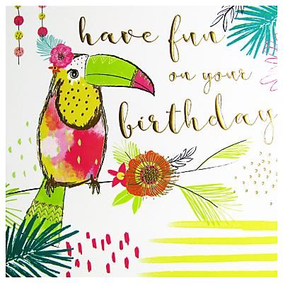 Belly Button Designs Birthday Fun Card
