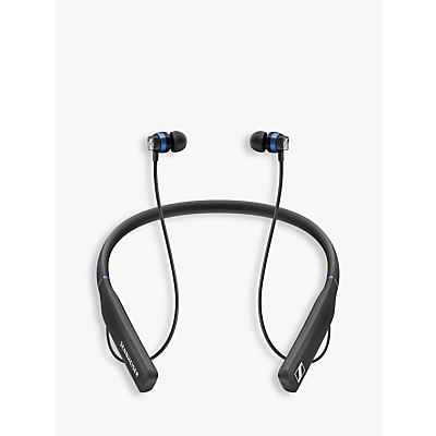 Image of Sennheiser CX 7.00BT Wireless Bluetooth NFC In-Ear Headphones with Mic/Remote, Black