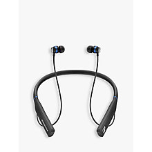 Buy Sennheiser CX 7.00BT Wireless Bluetooth NFC In-Ear Headphones with Mic/Remote, Black Online at johnlewis.com