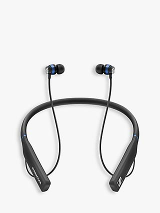 Sennheiser CX 7.00BT Wireless Bluetooth NFC In-Ear Headphones with Mic/Remote, Black