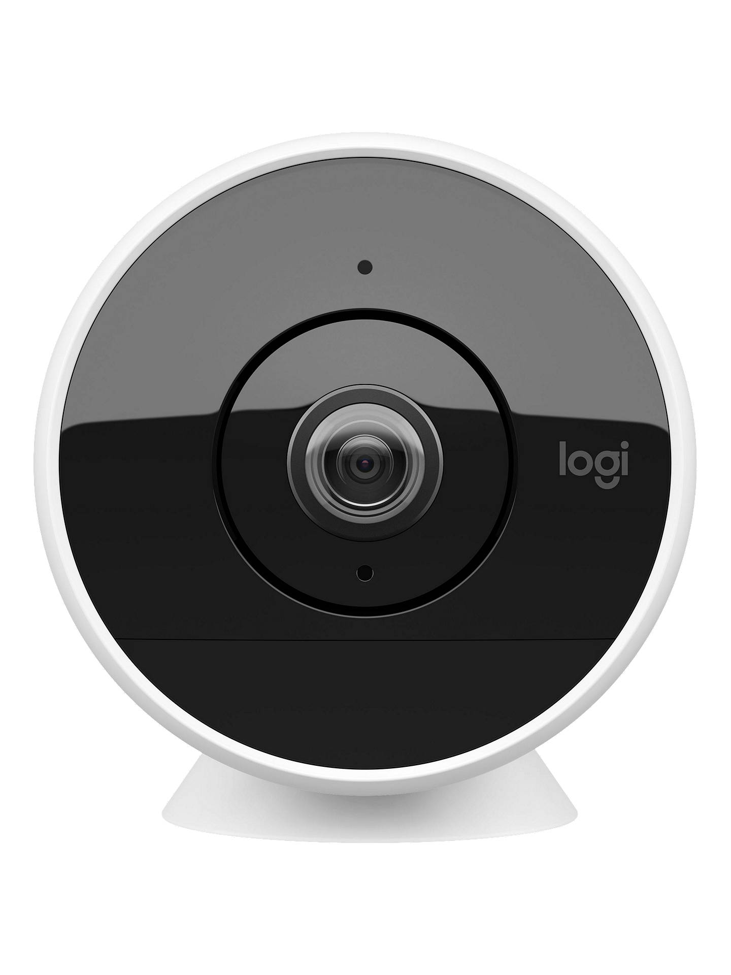 Buy Logitech Circle 2 Indoor & Outdoor Wired Security Camera, White Online at johnlewis.com