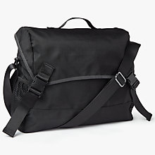 Buy Kin by John Lewis Waterproof Satchel, Black Online at johnlewis.com