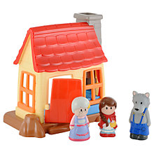 Buy Early Learning Centre HappyLand Little Red Riding Hood Play Set Online at johnlewis.com
