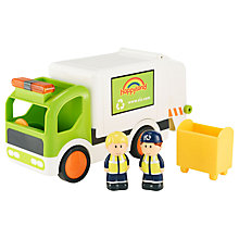 Buy Early Learning Centre HappyLand Bin Lorry Play Set Online at johnlewis.com