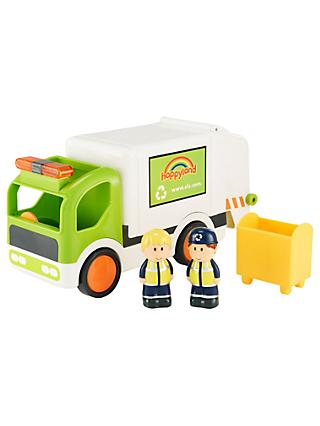 Early Learning Centre HappyLand Bin Lorry Play Set