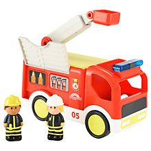 Buy Early Learning Centre HappyLand Fire Engine Play Set Online at johnlewis.com