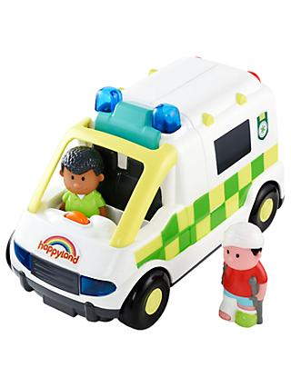 Early Learning Centre HappyLand Ambulance Play Set