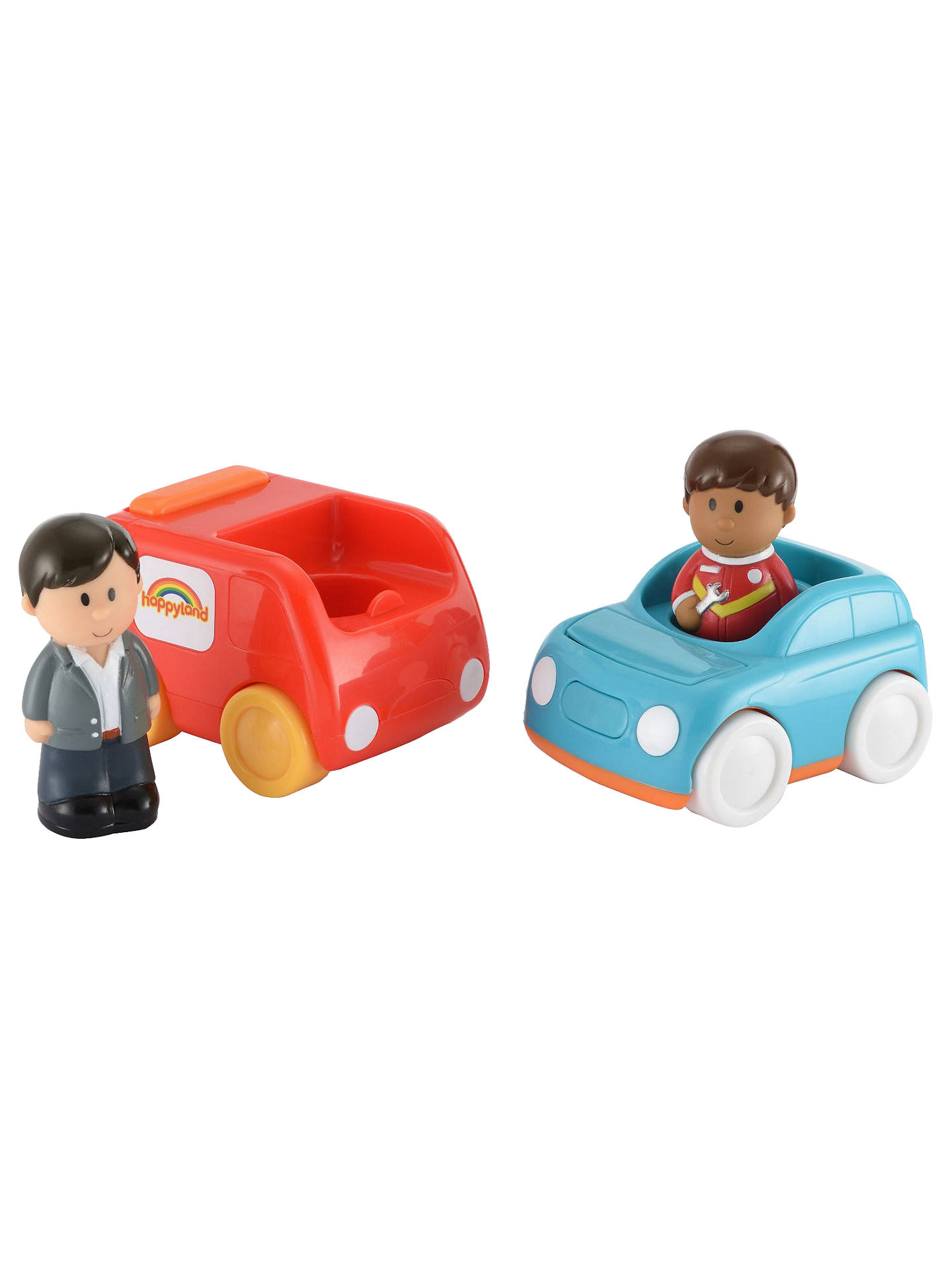 Early Learning Centre HappyLand Recovery Play Set at John Lewis ...