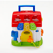Buy John Lewis Musical Activity House Online at johnlewis.com