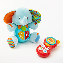 Buy John Lewis Elephant and Phone Set Online at johnlewis.com