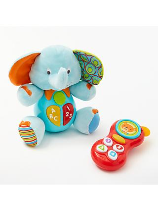 John Lewis & Partners Elephant and Phone Set
