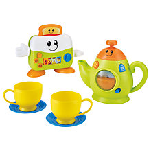 Buy John Lewis Toast & Fun Tea Set Online at johnlewis.com