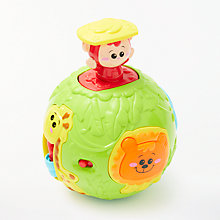 Buy John Lewis Pop-Up Monkey Ball Online at johnlewis.com