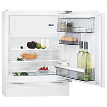 Buy AEG SFE58221AF Undercounter Fridge, A++ Energy Rating, 60cm Wide Online at johnlewis.com