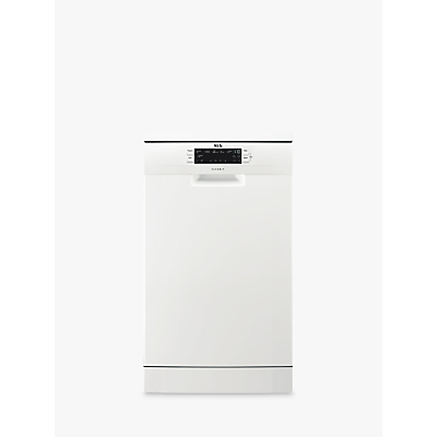AEG FFB62400PW Freestanding Slimline Dishwasher, White