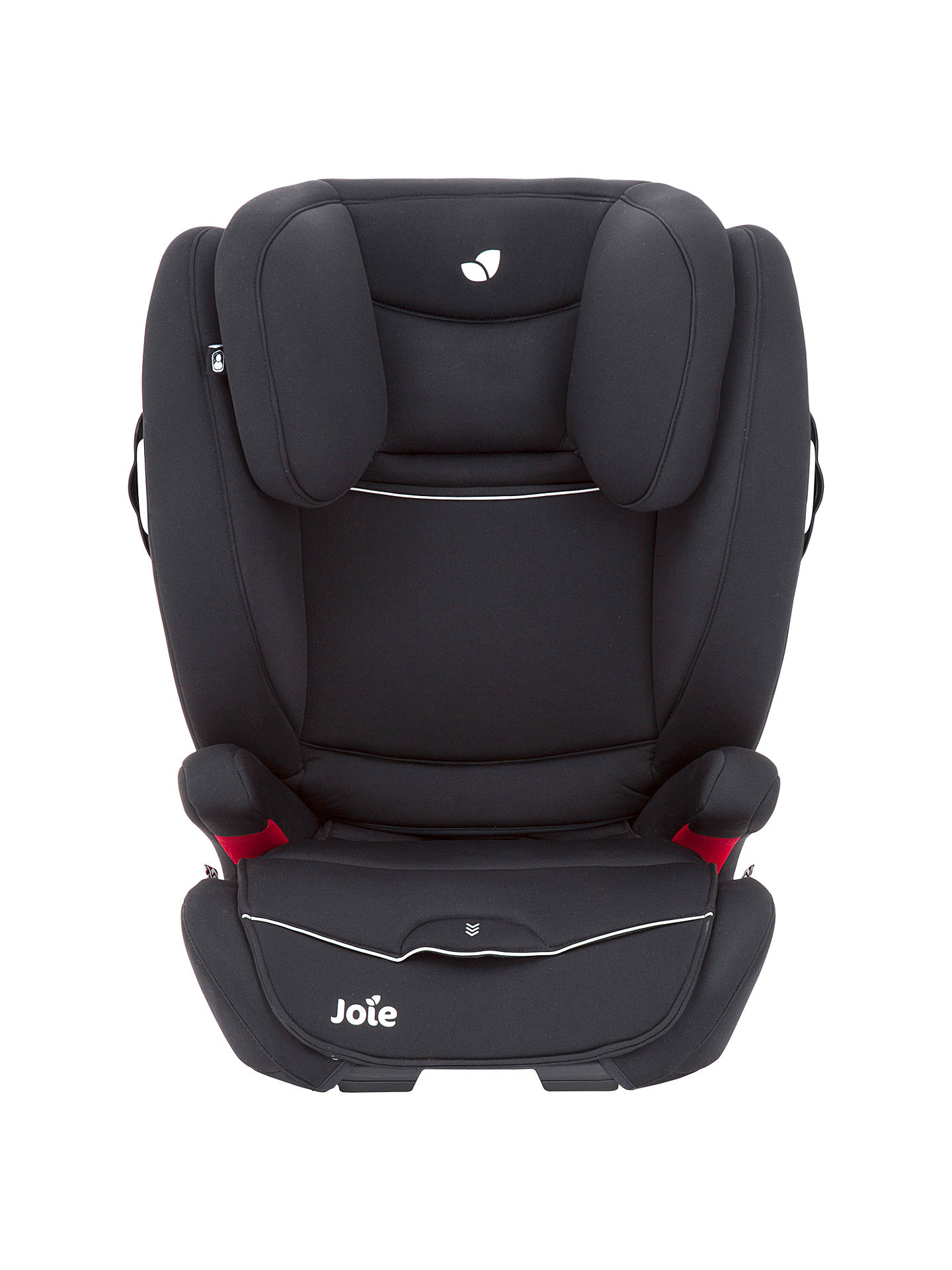 Joie Baby Duallo Group 2/3 Car Seat, Tuxedo Black at John ...